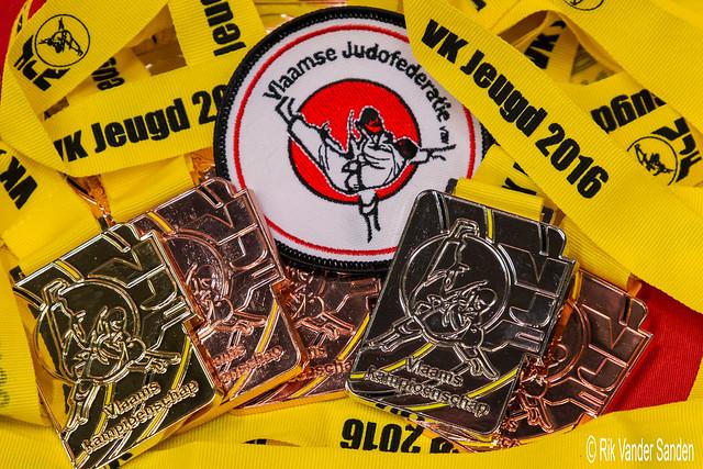 VK Judo jeugd 2016 Dendermonde