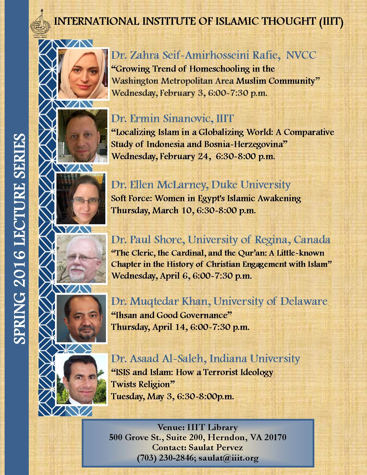 Spring 2016 Lecture Series_Flyer