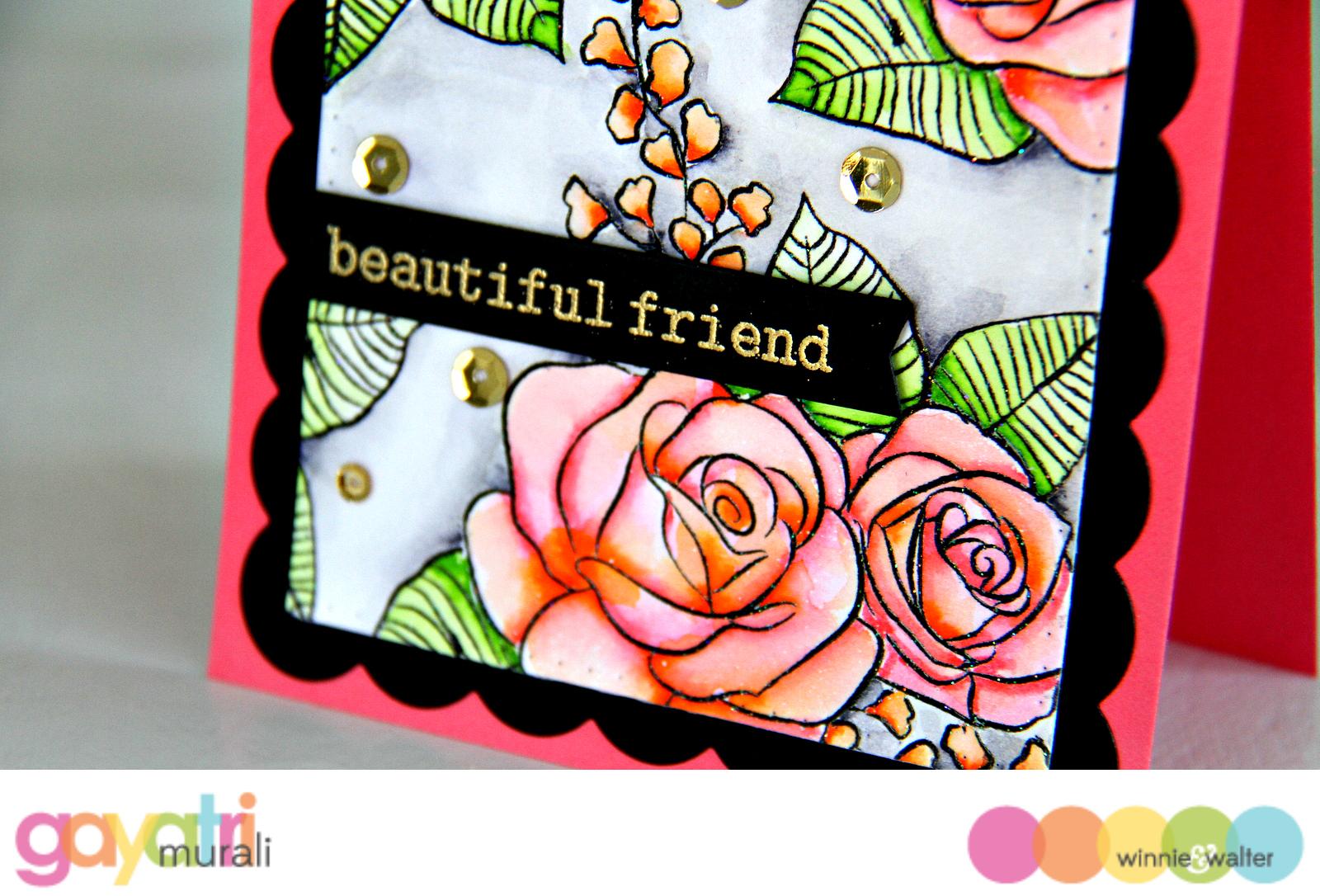 gayatri_Beautiful friend closeup!