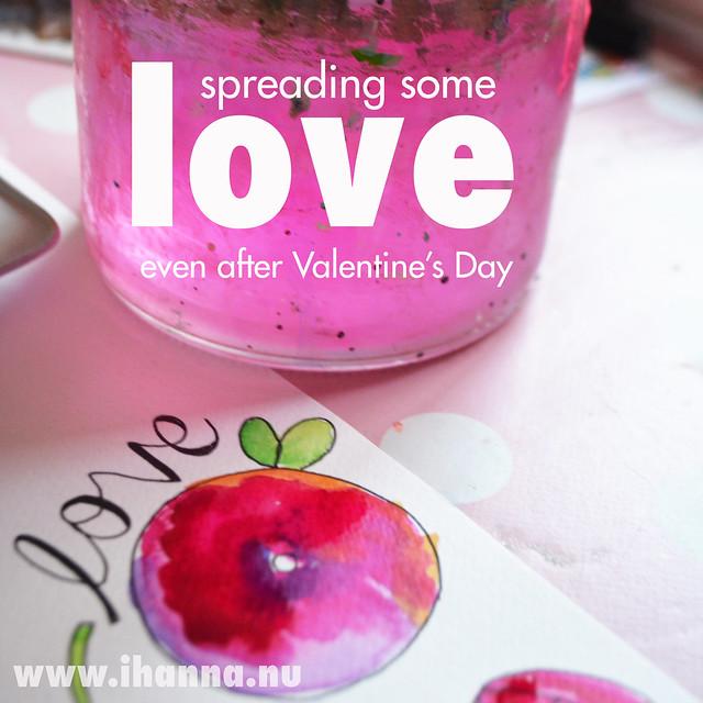 Spreading some LOVE