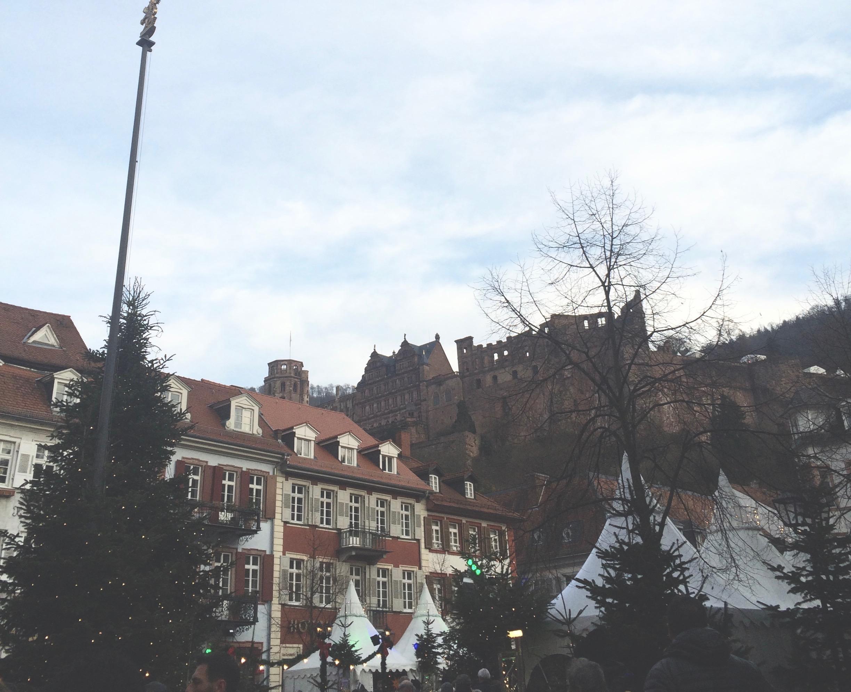 Heidelberg Christmas markets