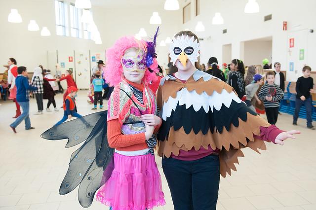 Carnaval @ Schakelschool