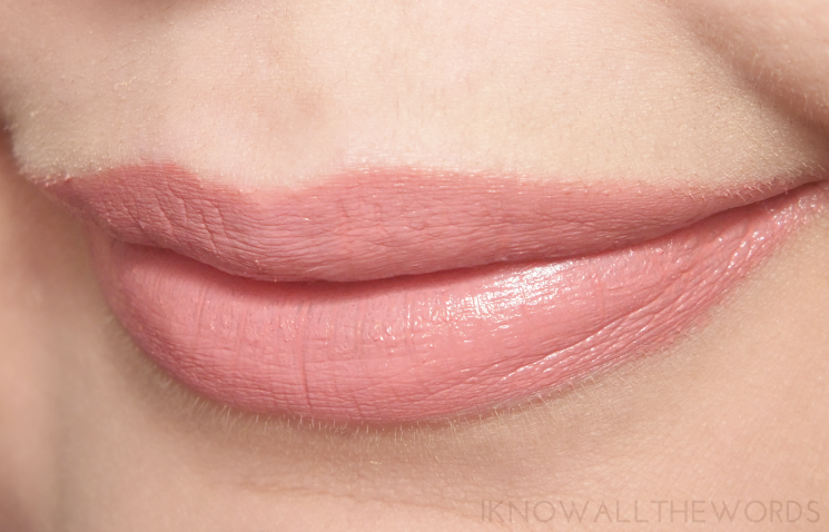 Lise Watier Basier Satin Liquid Lipstick First Kiss