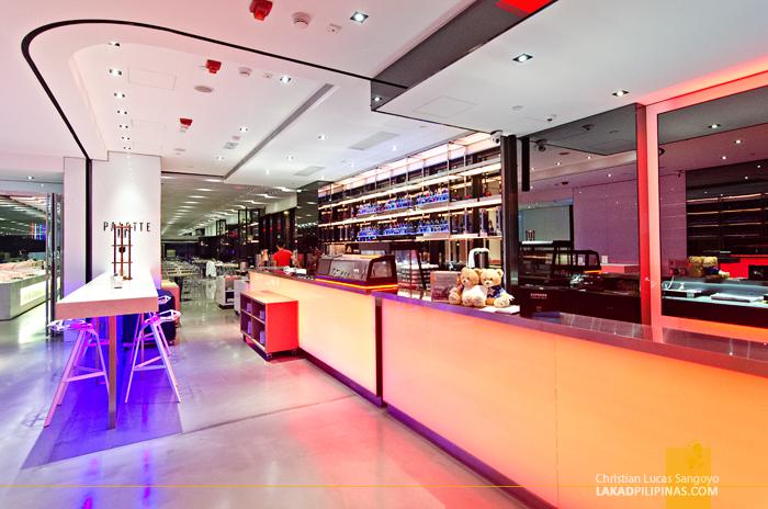 Hotel Sav Hong Kong Lobby