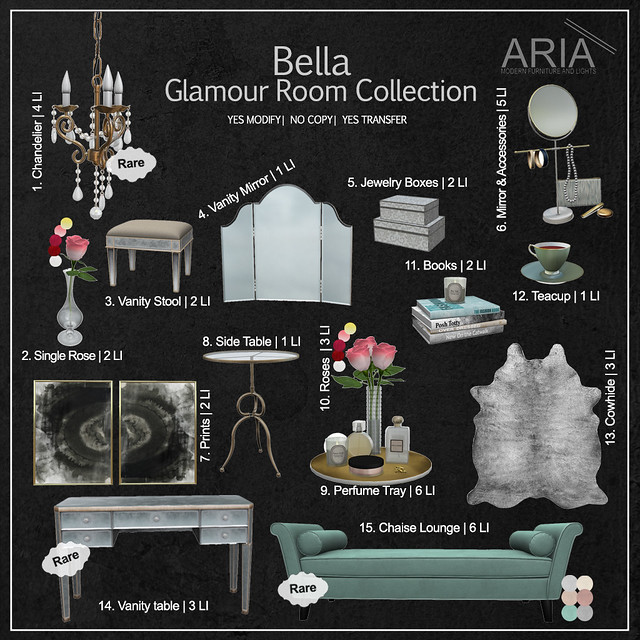 Bella Glamour Room Collection 1024x1024