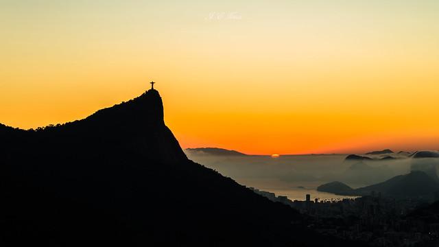 Blessed city | @Vista Chinesa, #RiodeJaneiro, #Brazil
