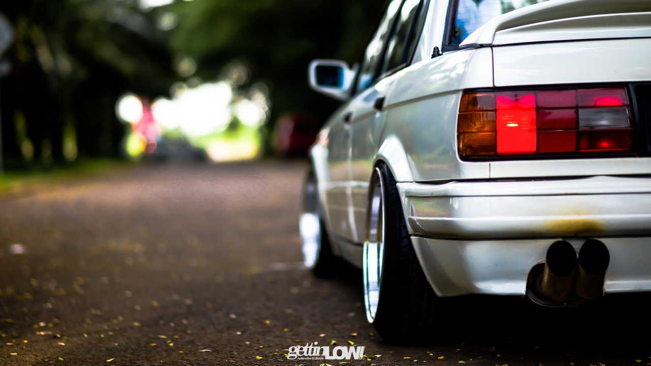 Alwy Aisyani BMW E30