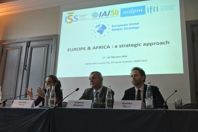 Europe & Africa: A strategic approach