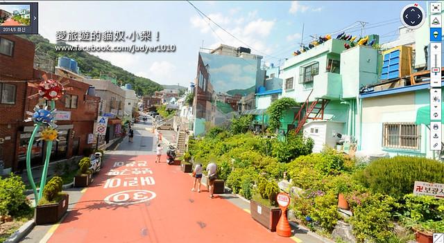 甘川文化村 -5