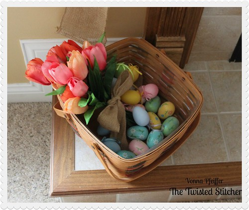 Tulips and Eggs
