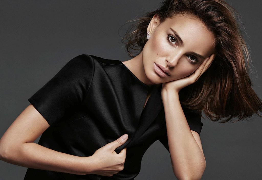 Натали Портман — Фотосессия для «Dior» 2016 – 5