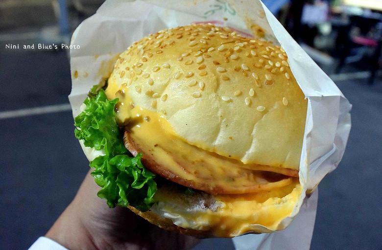喬治速食漢堡快餐車14