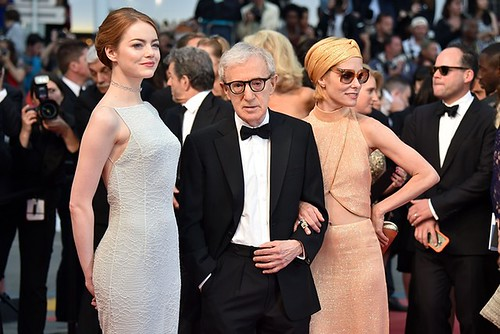Irrational Man - Cannes Promo - Woody Allen, Emma Stone, Parker Posey
