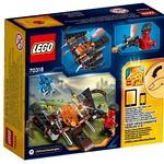LEGO Nexo Knights The Glob Lobber (70318) back