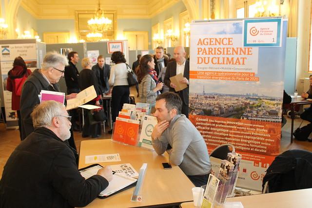 Forum parisien 2016 de la rénovation énergétique en copropriété