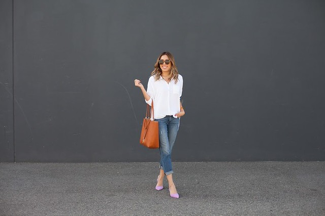 banana republic,spring style,summer style,boyfriend jeans,kitten heels,shop prima donna,zero uv,fashion blogger,lovefashionlivelife,joann doan,style blogger,stylist,what i wore,my style,fashion diaries,outfit,hermes,oc blogger,street style