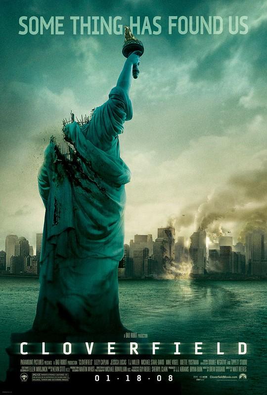 Cloverfield - Poster 2