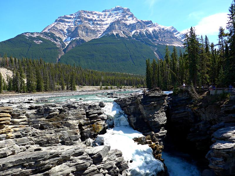 Athabasaca Falls, Alberta