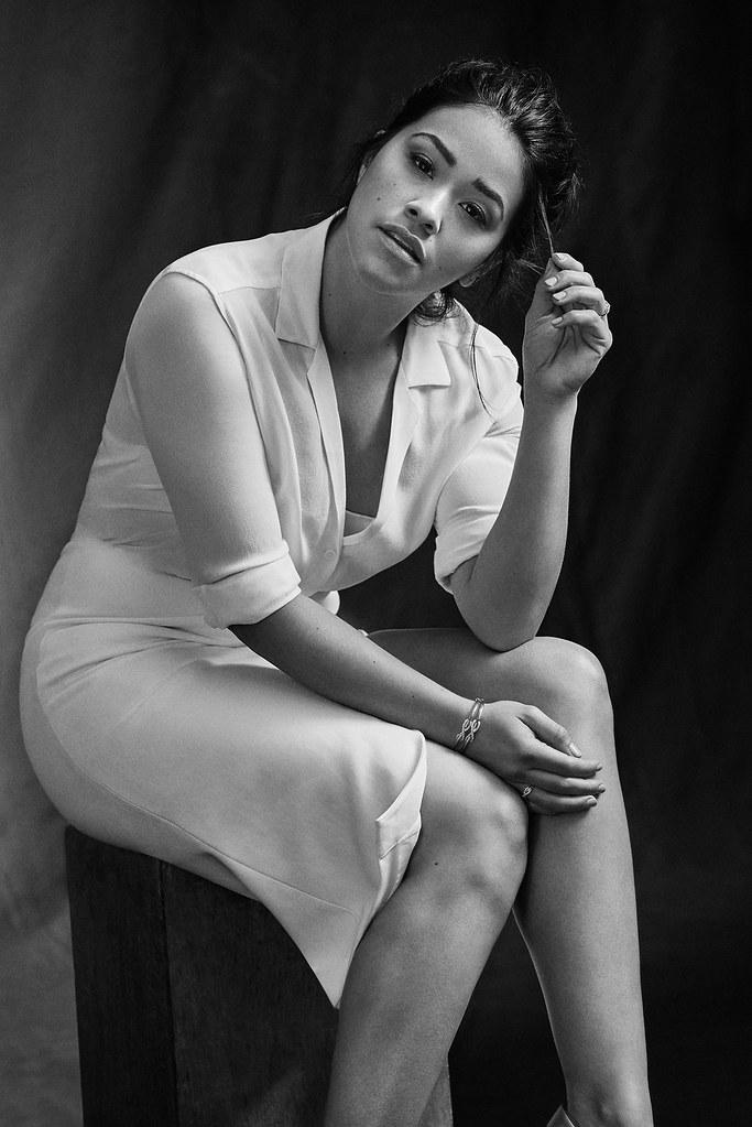 Джина Родригез — Фотосессия для «Yahoo Style» 2016 – 5