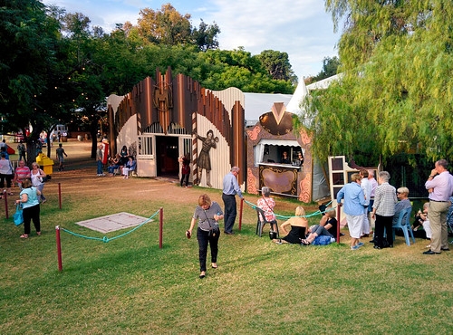 Garden of Unearthly Delights (Fringe Festival Venue)