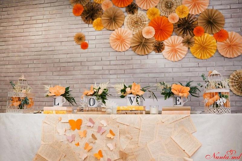 Tatiana Decor- Мы сделаем Ваш праздник Красивым! > Фото из галереи `6. Книжная свадьба`