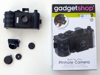Gakken Pinhole Camera