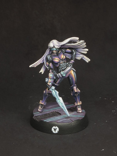 Myrmidon Hacker Miniature
