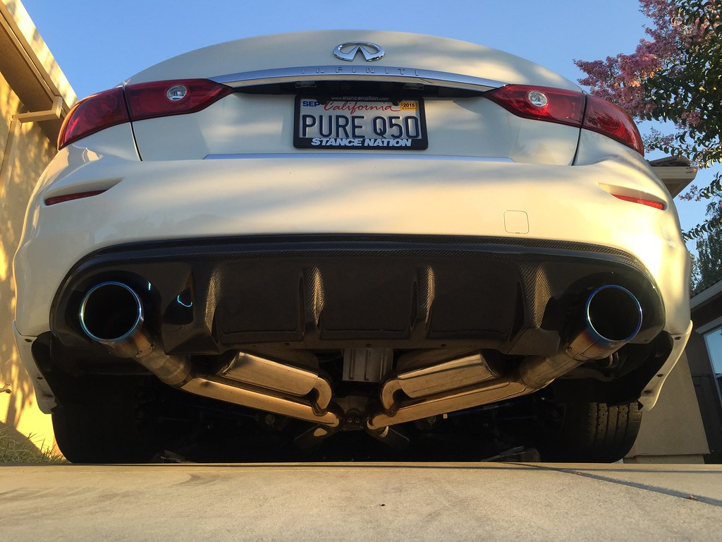 Official Motordyne Exhaust for the Q50 - Infiniti Q50 Forum