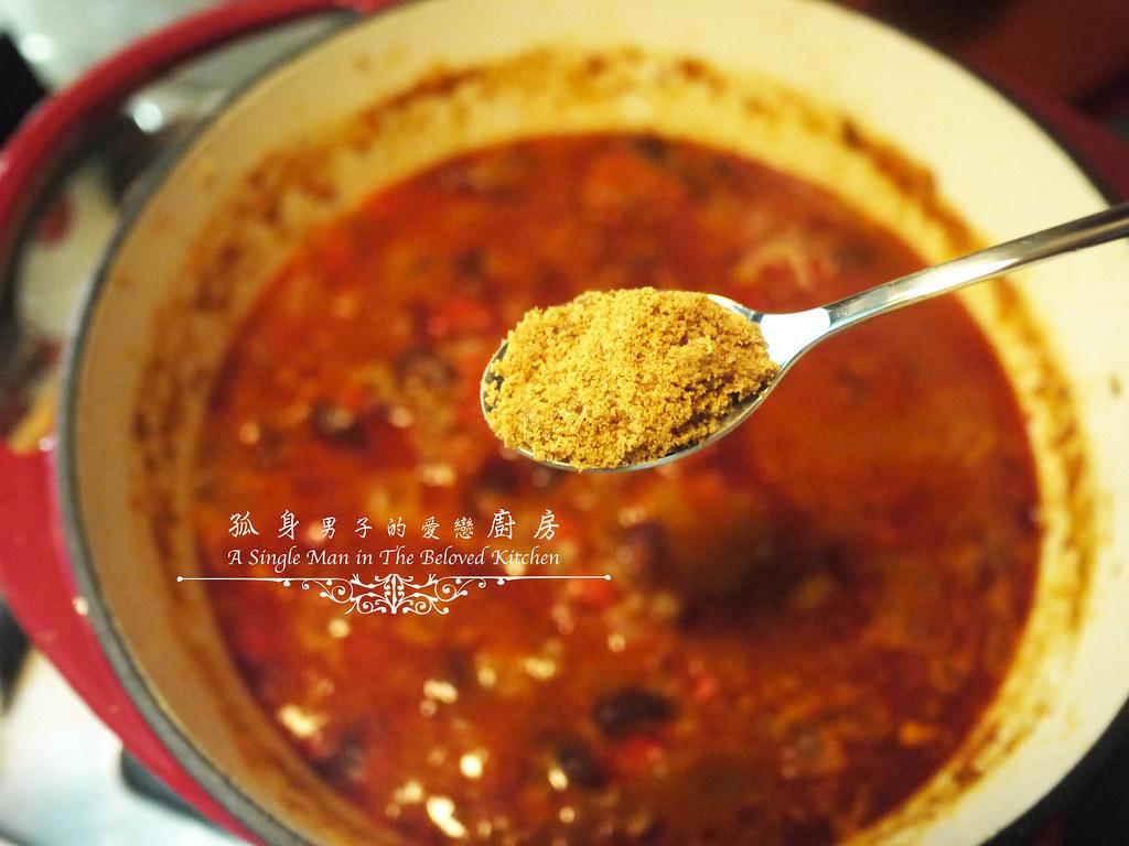 孤身廚房-墨西哥辣醬佐香米33