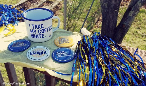 Thanks #InternationalDelight for our #DelightSquad goodies. #CoffeeLover #Coffee #LapdogCreations ©LapdogCreations