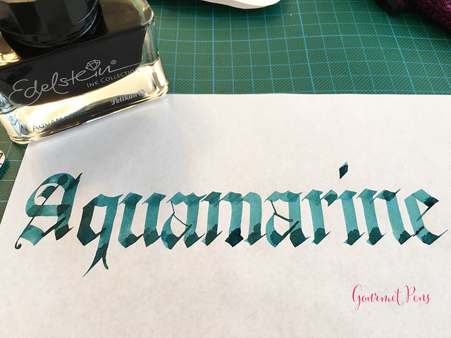 Ink Shot Review Pelikan Edelstein Aquamarine Ink of the Year 2016 @PenBoutique (10)
