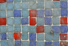 :: Red tiles