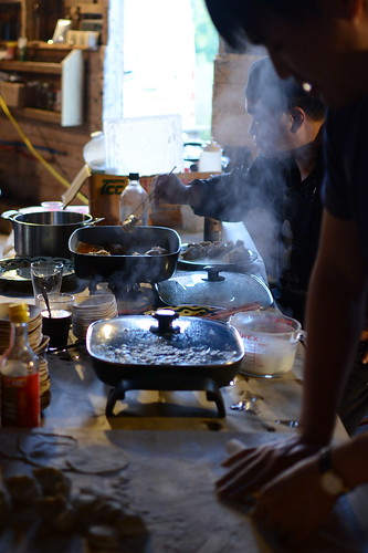 Longhouse Food Revival 2015: Chopstick Nation