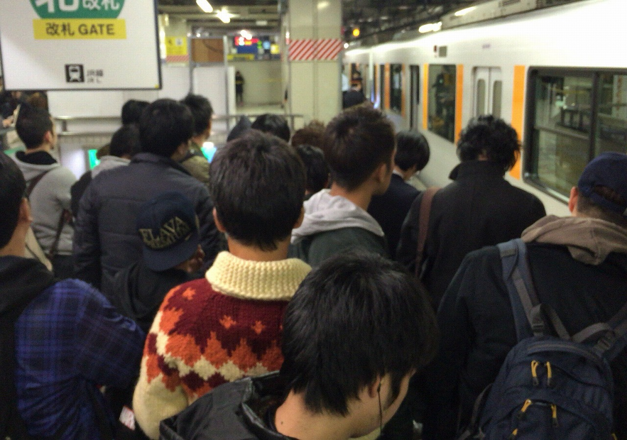 20151226_池袋駅