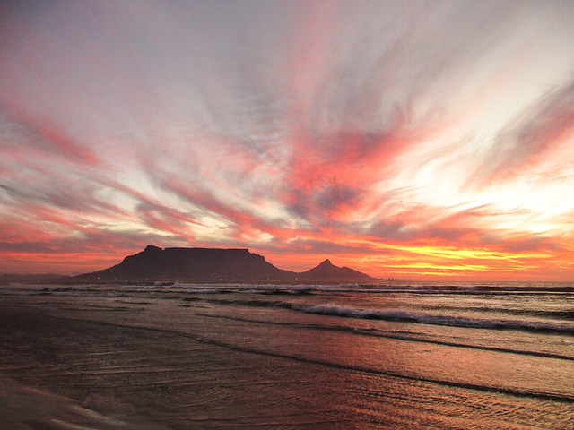 5/366 - Cape Town Sunset