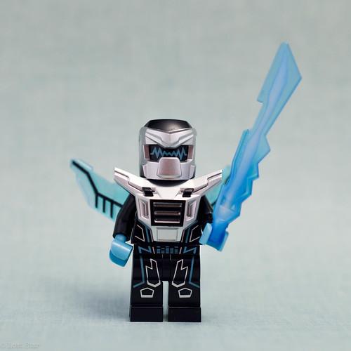Laser mech (front)
