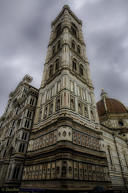 Giotto Tower in Florence