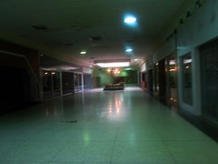 The Mall Hall with Nothing