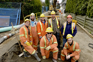 Cambie Water crew 6
