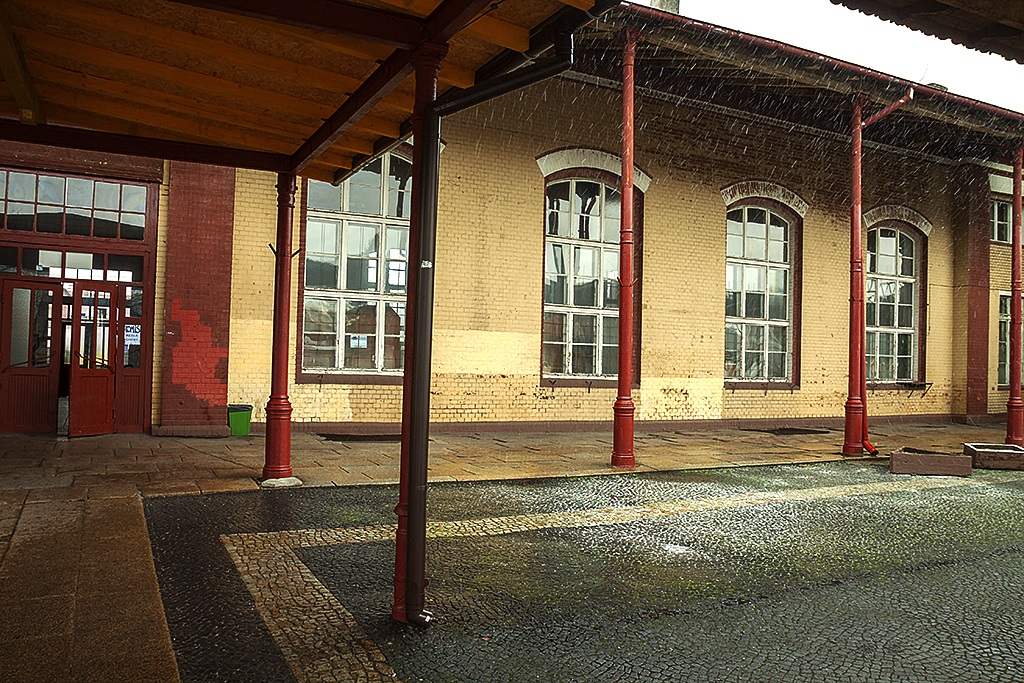 Train station--Luban 2