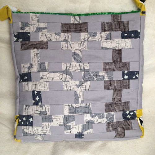 #welshblanket quilt pattern bag