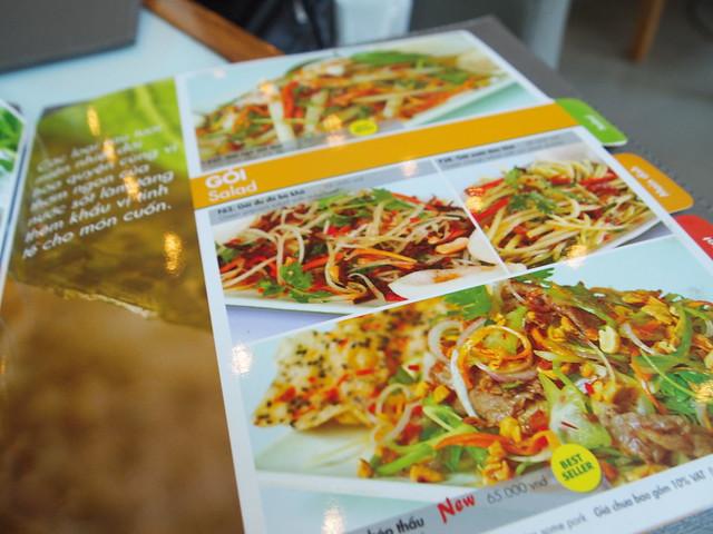 P6279954 Wrap & Roll ラップ&ロール ベトナム ホーチミン 生春巻き専門店