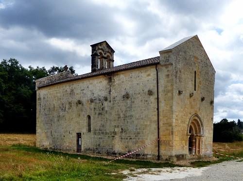 Les Lèches - Chapelle de Tresséroux