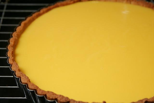 passionfruit meringue tart 3