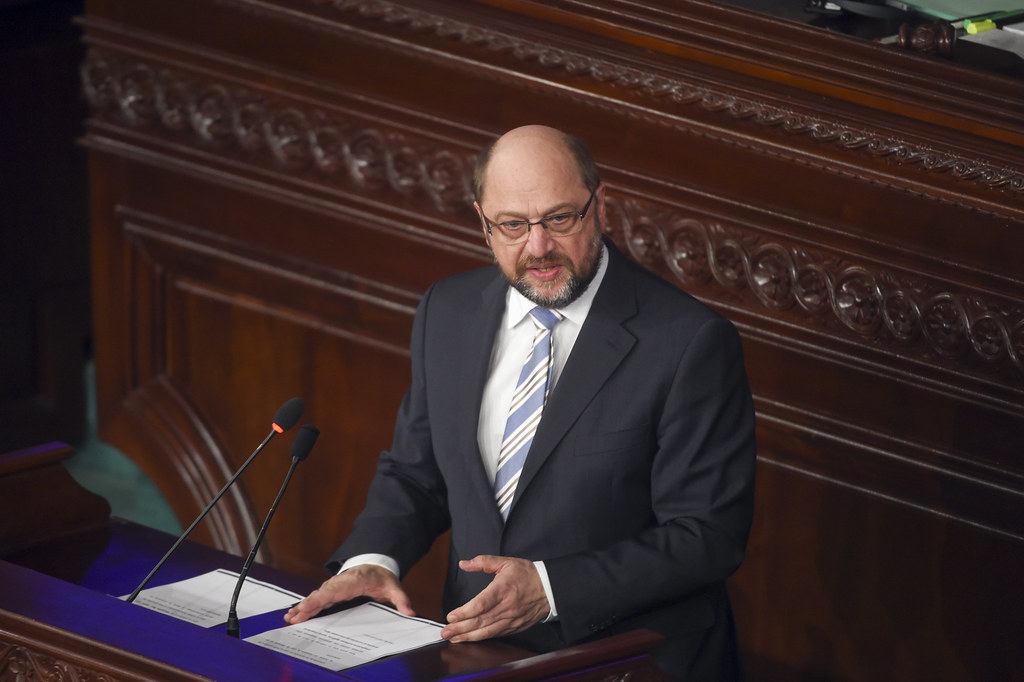 Speech at the Assembly of the Representatives of the People.artin (S&D, DE).