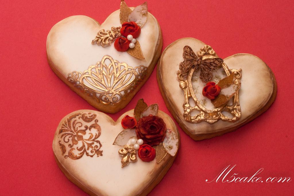 m5cake mix media hearts 1