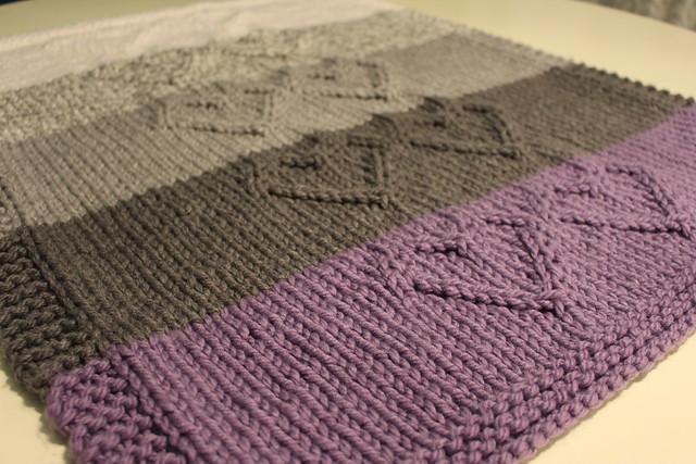 Lady Bridgeman's blanket