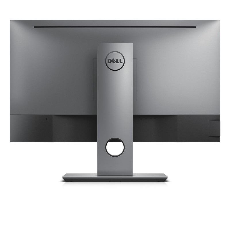 Dell UltraSharp 27 InfinityEdge Monitor (U2717D) - Back