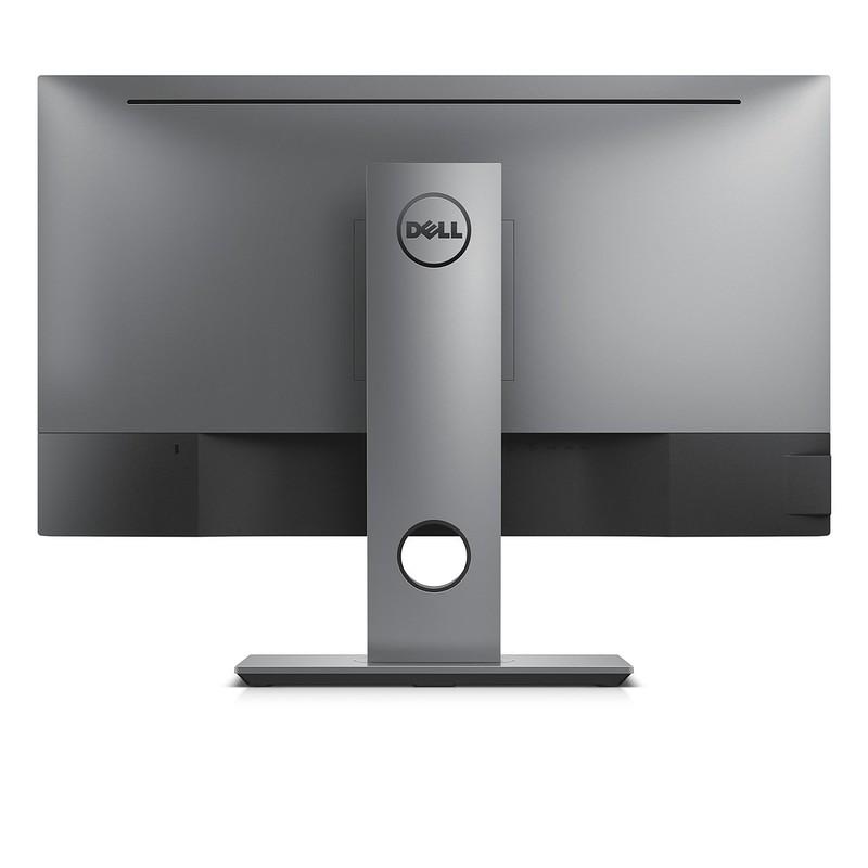 Dell UltraSharp 27 InfinityEdge Monitor (U2717D) - Back
