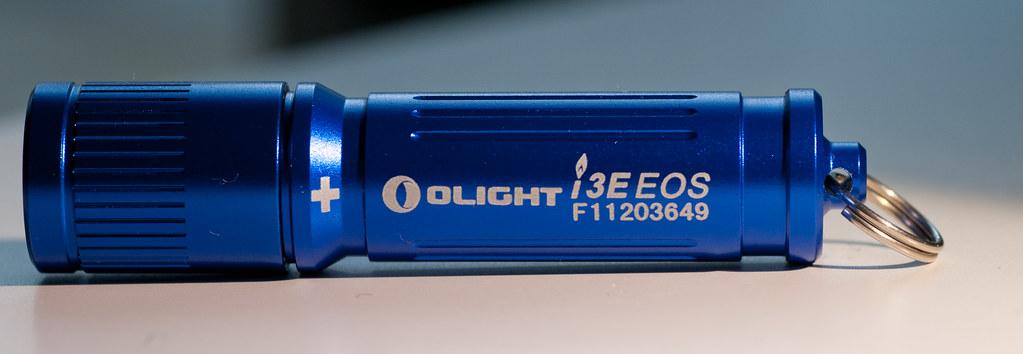 Olight i3E EOS (XIII)